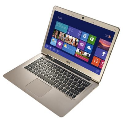 Acer S3-391 Champagne 13