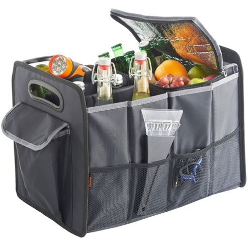 VonHaus Folding Car Organiser Bag