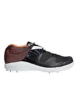 adidas adizero Javelin Track & Field Throwing Spike Shoe Black - Black