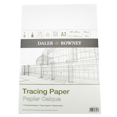 Dr 90Gsm Tracing Paper A3