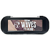 W7 Making Waves Eye 5 Colour Eyeshadow Palette-Yummy Mummy