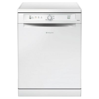 Hotpoint Aquarius Dishwasher FDYB 11011 P - White