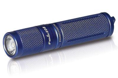 Fenix E05 Keyring Torch 85 Lumens Blue