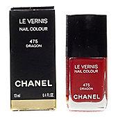 Chanel Le Vernis Reddish Nail Polish 475 Dragon