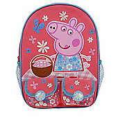 Peppa Pig 'Home Sweet Home' Backpack