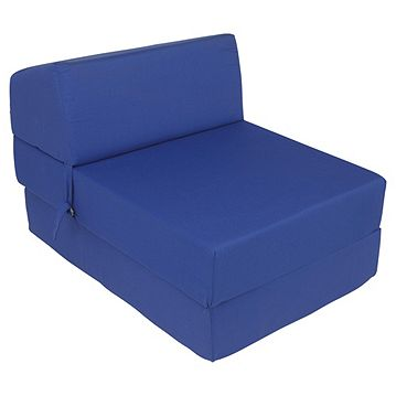 Sit N Sleep Kids Sofa Bed Blue Catalogue Number 539 5960
