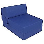 Sit N Sleep Kids Sofa Bed- Blue