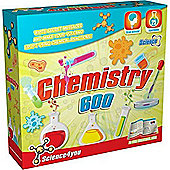 Science4you Chemistry Set 600