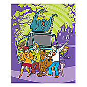 Scooby Doo Fleece Blanket