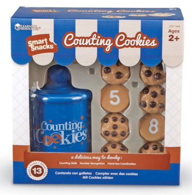 Learning Resources New Smart Snacks Counting Cookies