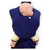 Palm and Pond Stretchy Baby Wrap - Navy