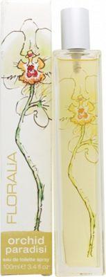 Mayfair Floralia Orchid Paradisi Eau de Toilette (EDT) 100ml Spray For Women