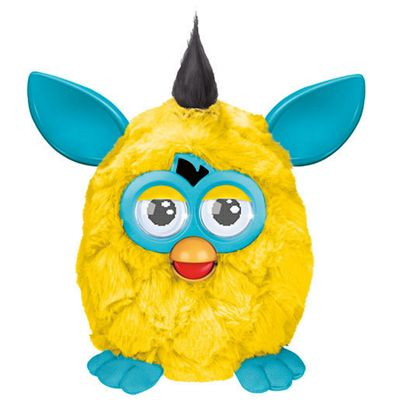 Furby Cool - Yellow/Teal