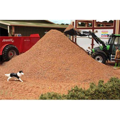 Brushwood Bt2040 Bulk Dung - 1:32 Farm Toys
