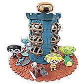 Hero Eggs 2 In1 Collectors Case & Playset