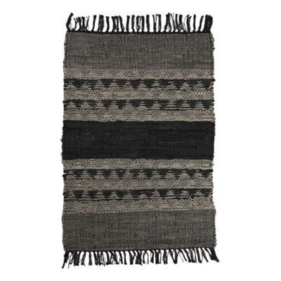 Bahne Rug Leather 70 x 140 cm
