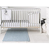 East Coast Hudson 2 Piece Nursery Room Set (White)