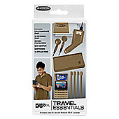 Competition Pro Travel Essentials Pack Brown DSi XL - NintendoDS