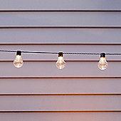 10 Solar Festoon Party Lights