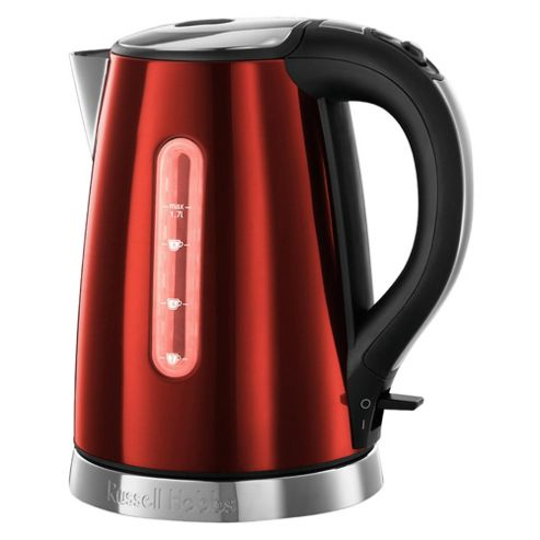 Russell Hobbs 19341 1.7L Jewels Jug Kettle - Ruby Red