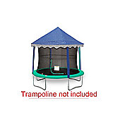 12ft JumpKing Star Canopy  Trampoline Tent