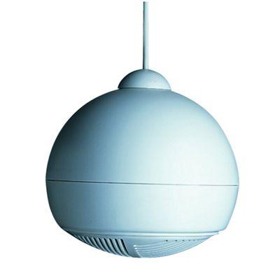 Maplin White 100V Line 15W Pendant Sphere PA Speaker