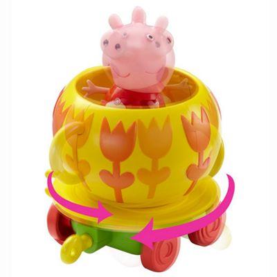 Peppa Pig's Magic Tea Cup Theme Park Ride