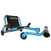 Ezy Roller Classic No-Pedal Snake Kart Blue