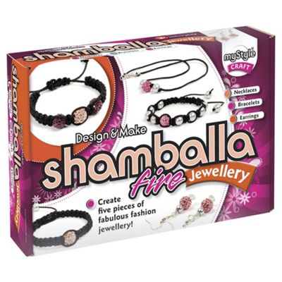 My Style Shamballa Fire Jewellery