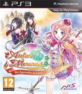 Atelier Meruru - The Apprentice of Arland - PS3