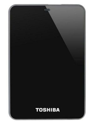 Toshiba HDD 750 Gb black
