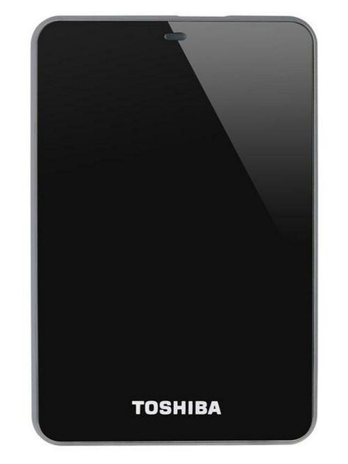 Toshiba HDD 750 Gb black