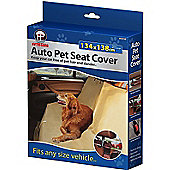 Cream Car Seat Cover Or Boot Liner