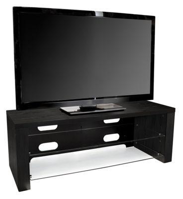 Peerless Madison 1100 Black TV Stand