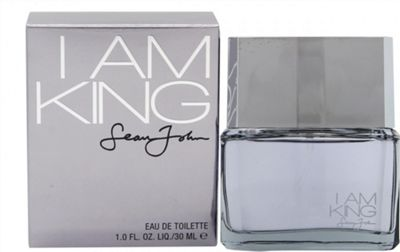 Sean John I Am King Eau de Toilette (EDT) 30ml Spray For Men