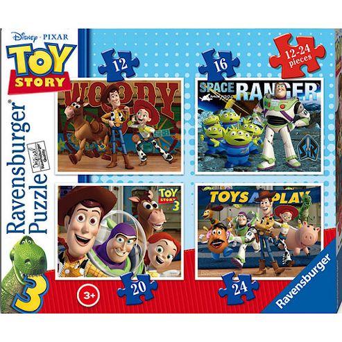 Disney Pixar Toy Story 4 in a Box