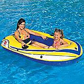 "Bestway Outdoorsman 200 Boat 78"" x 48"""