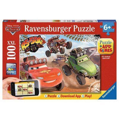 Disney Cars - Augmented Puzzle - XXL100
