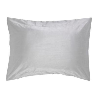 Julian Charles Paisley White Jacquard Oxford Pillow Cases