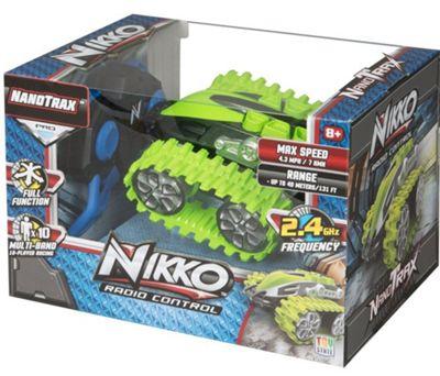 Nikko RC NanoTrax Truck Green