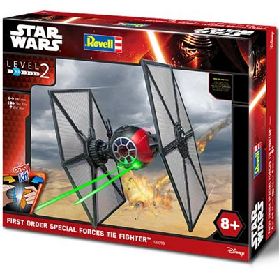 Revell Star Wars First Order Special Forces Tie Fighter Easykit - 06693