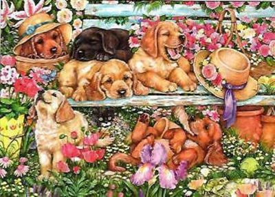 Keeping a Low Profile - 1000pc Puzzle