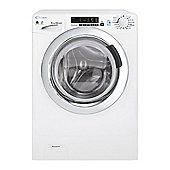 Candy Washer Dryer, GVSW485DC, 8kg / 5kg load with 1400 rpm - White