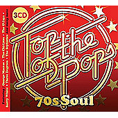 Various Artists - Top Of The Pops 70S Soul (3Cd)