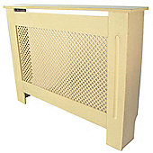 Jack Stonehouse Diamond Pattern Unpainted MDF Radiator Cover Small