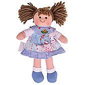 Bigjigs Toys Sarah 28cm Doll