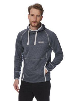 Regatta Montem III Fleece Lined Sweatshirt Blue 2XL