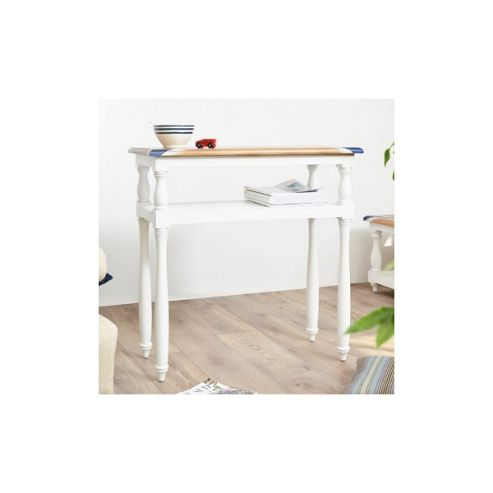 Tikamoon Navy Console Table