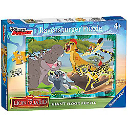 Disney - The Lion Guard - 60pc Griant Floor Puzzle