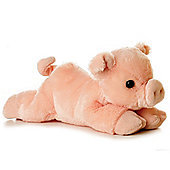 "Aurora World 8"" Plush Mini Flopsies Pig"